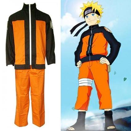 Gran Casa Wonderful Naruto-Uzumaki Naruto cosplay traje 2 ...