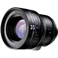 Schneider Kreuznach Xenon FF 35mm T2.1 Prime Lens for CANON EOS Mount, 0.35m (1.14) Close Focus