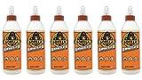 Gorilla 6205021-6 Wood Glue (6 Pack), 18 oz