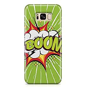 Samsung S8 Case COMIC BOOM Hard Samsung Samsung S8 Cover Wrap Around