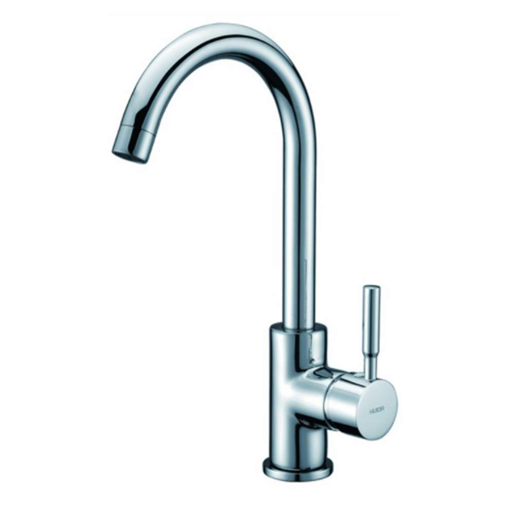 Taps Kitchen Basin Mixer Pull Out Mixerbathroom Modern Mixer Taps Kitchen Sink Faucet Single Hole Single Handle Deck Mounted Chromed