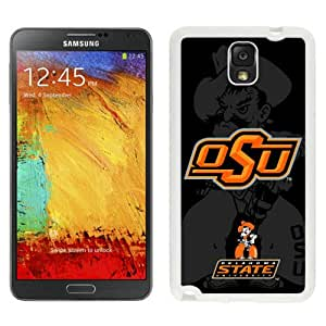 Beautiful And Unique Designed Case For Samsung Galaxy Note 3 N900A N900V N900P N900T With NCAA Big 12 Conference Big12 Football Oklahoma State Cowboys 14 (2) Phone Case