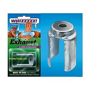 prank car exhaust whistle