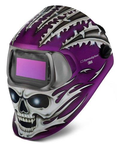 Speedglas H752620 Casco de Soldadura Raging Skull