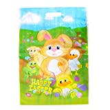 "EASTER GOODY BAG LARGE 12"" x 17.25 "" (pack of 50)"