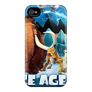 CADike Perfect Tpu Case For Iphone 5/5s/ Anti-scratch Protector Case (ice Age 4 Continental Drift 2012)