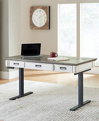 Best home office desk: Martin Furniture Electric Sit/Stand Desk