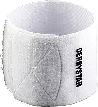 Derbystar espinilleras-Soporte, Todo el año, Color Blanco - Blanco, tamaño Talla única: Amazon.es: Deportes y aire libre