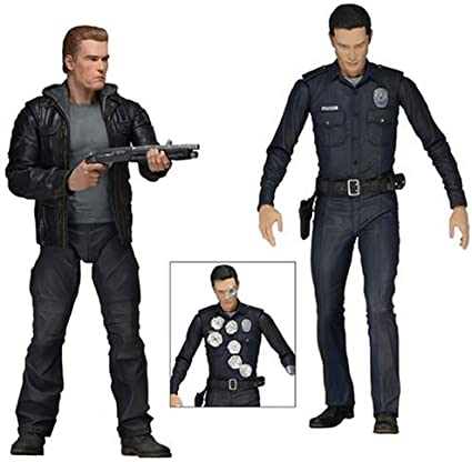 Terminator Genisys 7IN Scale Action Figure Set