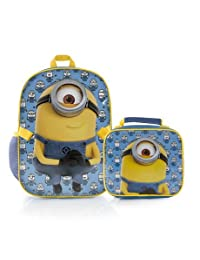 Heys Minions Econo Backpack with Lunch Bag Kit
