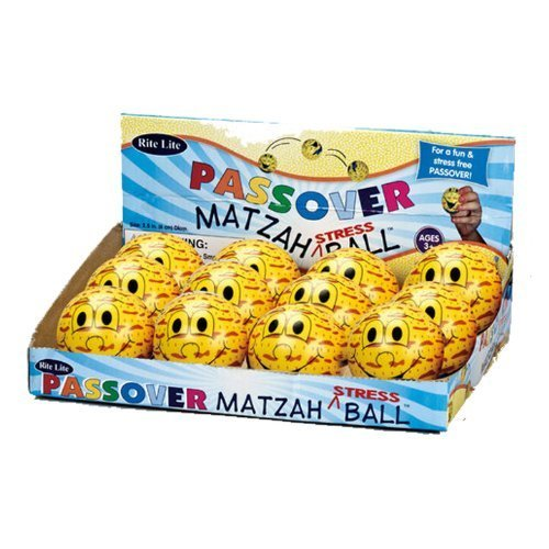 Matzah Stress Balls by R&L