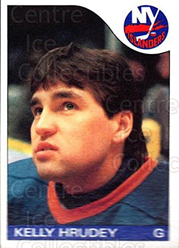 1985 Topps Hockey Card - 4