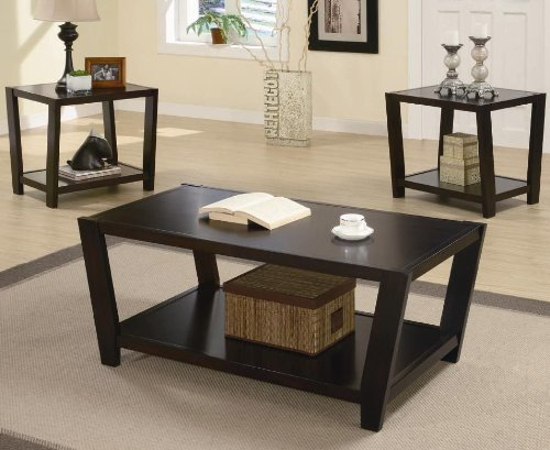 3PC OCCASIONAL SET -- COASTER 701510 MPN: 701510 by Coaster Home Furnishings