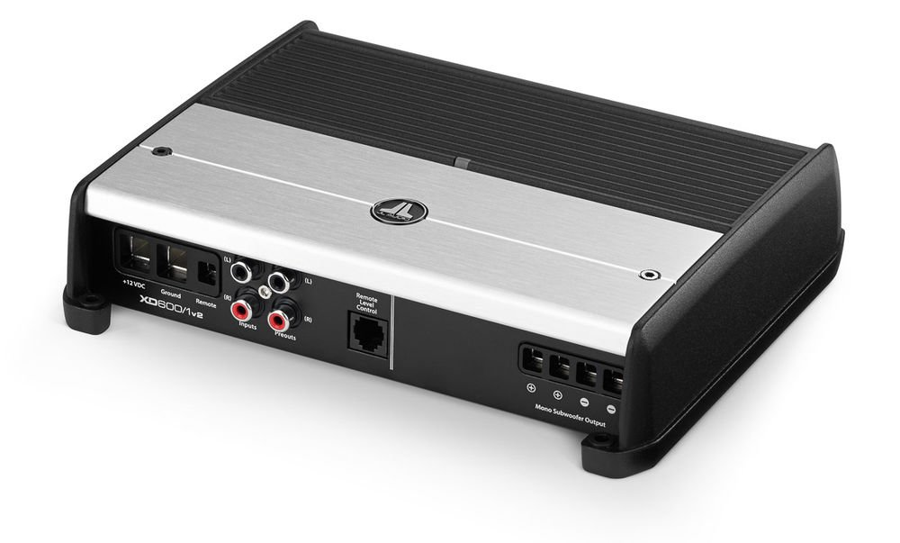 Amazon JL Audio XD6001v2 Mono subwoofer amplifier 600 – Jl Audio Subwoofer Amp Wiring