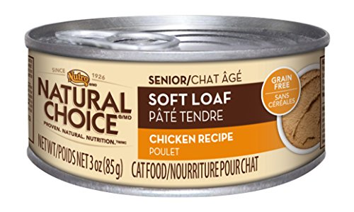 NATURAL CHOICE Senior Soft Loaf Chicken Recipe - 3 oz.  pack