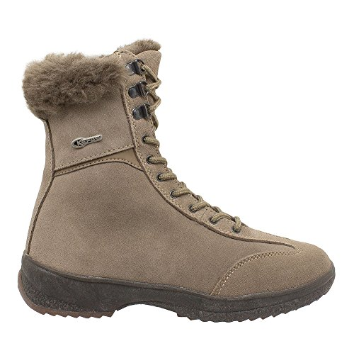 Brown Winter KEFAS Woman Boot Snow 3223 KALINKA NEW axSxp