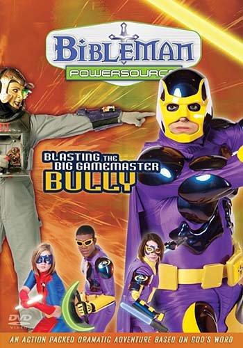 Bibleman: Blasting the Big Gamemaster Bully
