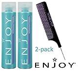 Best Enjoy Hair Straightening Products - Enjoy STRAIGHTENER, Style - Straighten and Control Frizz Review