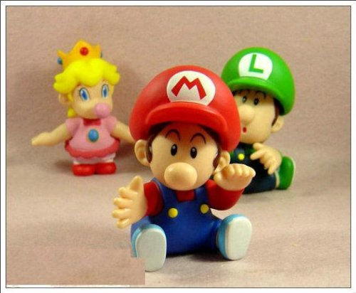 BP Products Inc. Baby Mario Set