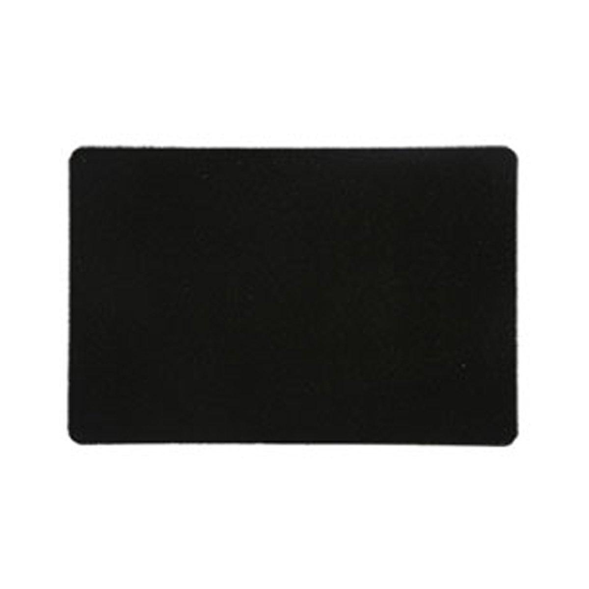 """2PCs Color Cork Tile Boards 17.8""""x 12"""" Wall Bulletin Boards Picture Collage for Classroom Office Home Decor (Black)"""