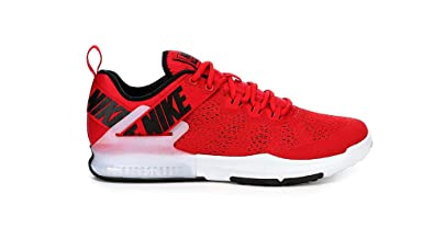 ba3a6960352a Nike Men s Zoom Domination TR 2 Gym Red Black 7.5 ...