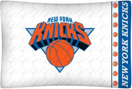 NBA New York Knicks Micro Fiber Pillow Case Logo]()