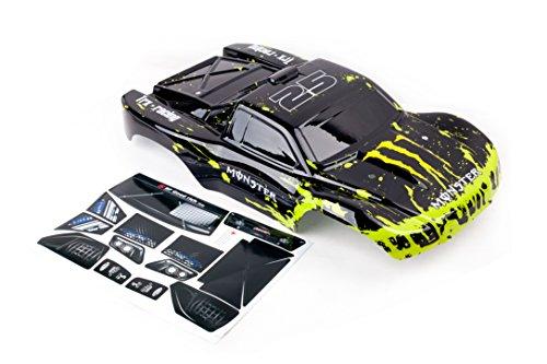 Muddy Monster Body for 1/10 Slash Car (Truck not included)