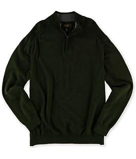 Tasso Elba NEW Blue Mens Size XL Crewneck Medallion Lightweight Sweater $69 050