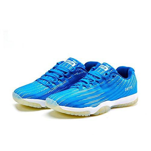 Man Gym Casual Walking Shoe Sport shoe Blue Shoe Comfy Basket Stylish Sneaker Soft Ball TqPCx5P