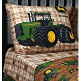John Deere Traditional Twin Sheet Set