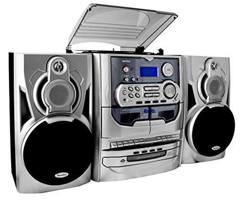 Karcher KA 5300 Kompaktanlage (3-fach CD-Wechsler ...