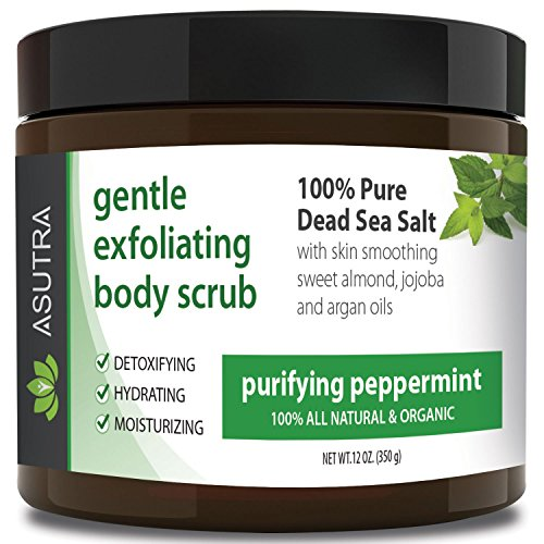 Peppermint Face Scrub - 2