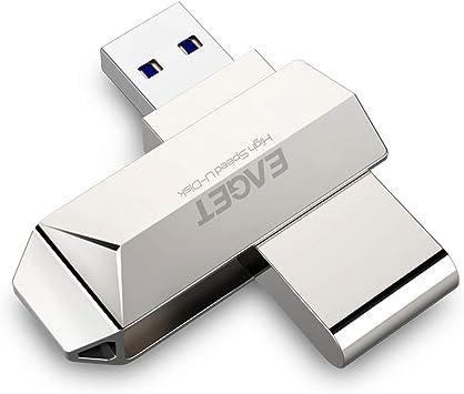 EAGET F90 USB 3.0 High Speed Capless 256GB USB Flash Drive