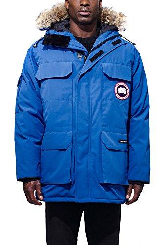 Canada Goose Men's PBI Expedition Parka (Authentic) (Medium, PBI Blue) (Mens Canada Goose Langford compare prices)