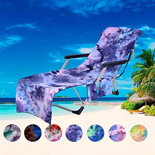 beach lounge chair cover - 4