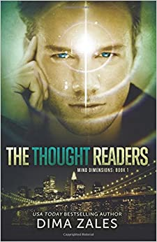 Book The Thought Readers (Mind Dimensions Book 1): Volume 1