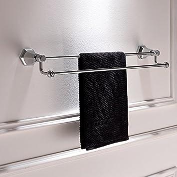 Maison pour tous salle de bain Salle de bains européenne cuivre serviette sèche-serviettes sèche-serviettes porte-