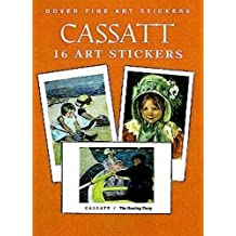Cassatt: 16 Art Stickers