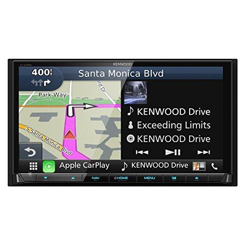 Kenwood DNX994S Navigation AV Receiver w/ 6.95in Display (Renewed) (Kenwood Excelon 15)