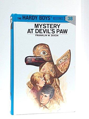 Mystery at Devil's Paw (Hardy Boys, Book #38) PDF