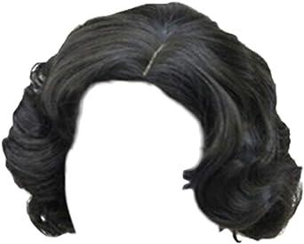 Rolecos peluca para mujer de Marilyn Monroe, Vintage, pelo corto ...