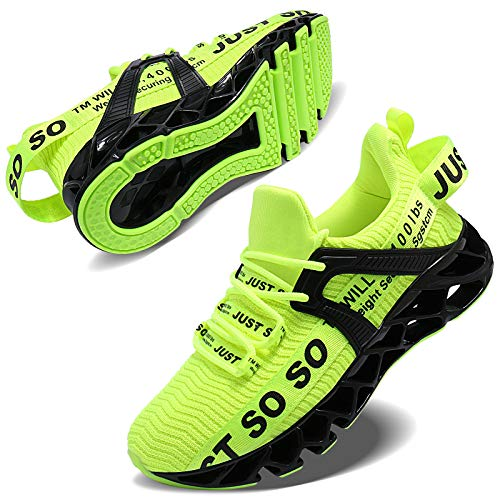 Women/'s Non-Slip Athletic Sneakers Blade Outdoor Sports Running Tennis Shoes Gym