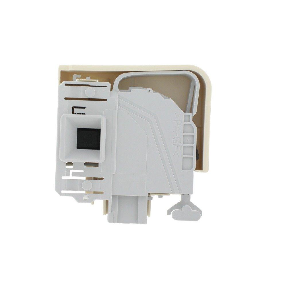 Bosch PA-GF8 Type 881 Genuine Original Washing Machine Door Interlock Switch Fits for Bosch/Siemens 3TZ/WAE/WAP/WAQ/WAS/WM12/WM14/WM16 EMZ 62-BS-50