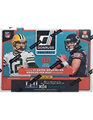 2017 NFL Donruss Football Cards Factory Sealed Panini Retail Box!