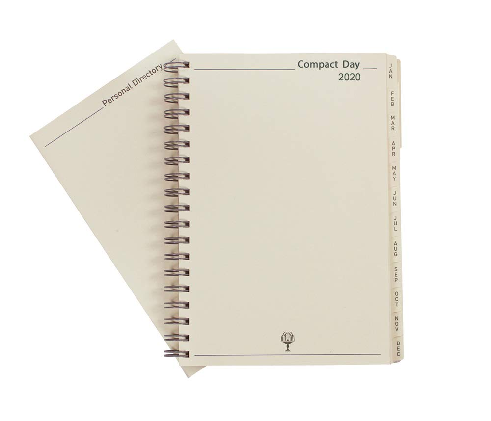 Collins Elite Compact Recharge jour par page 2020