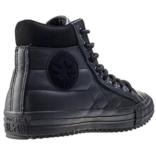 Converse Mens Chuck Taylor All Star Boot Pc Belagt Läder Hi Svart