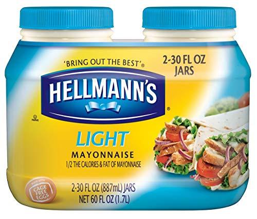 Product of Hellmann's Light Mayonnaise, 2 ct./30 oz. [Biz Discount]