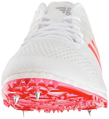 metallic White Mixte Adulte Adidas Avanti silver infrared Adizero UYaBw