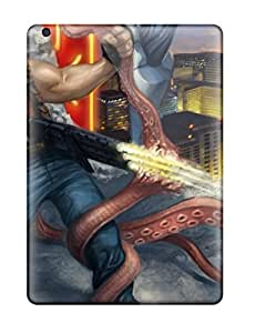 Ortiz Bland Snap On Hard Case Cover Action Cartoon Games Screenshot Protector For Ipad Air
