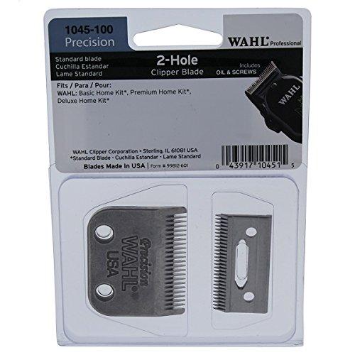 Wahl Professional 2 Hole Balding 6X0 Blade (Model: 2105) (Wahls Balding Clipper)